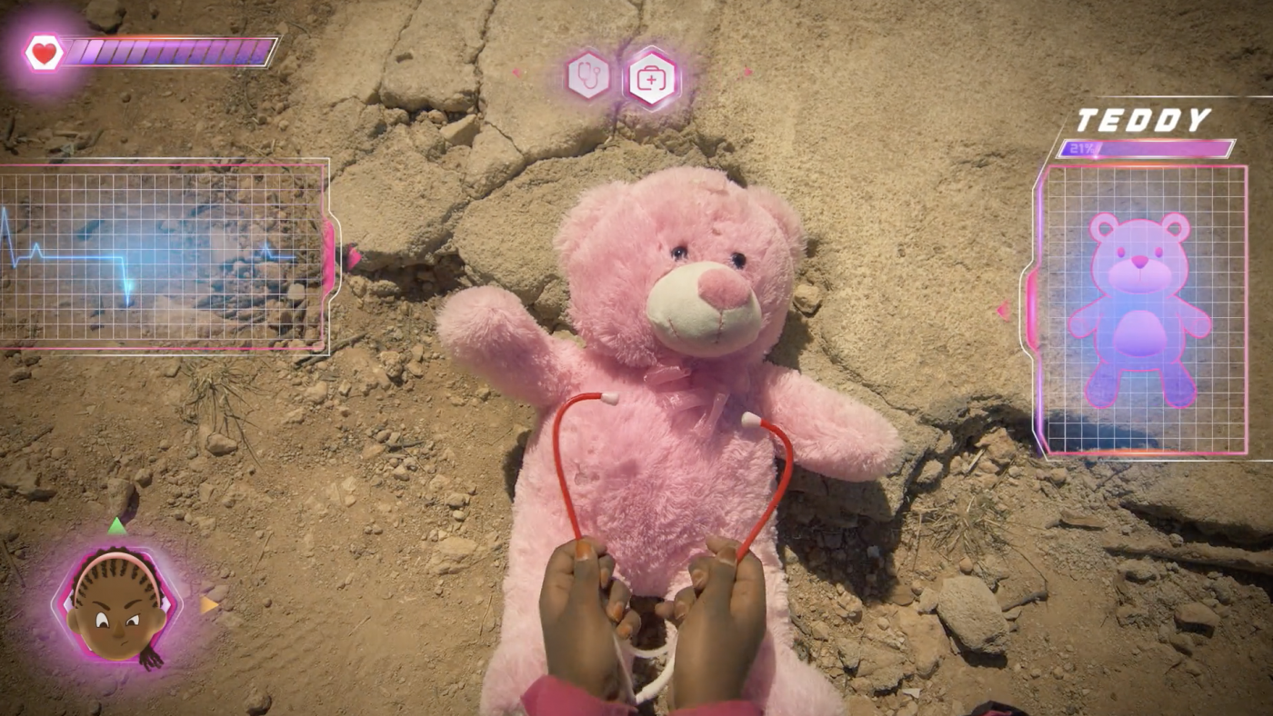 UNICEF: Reimagine the World like a Gamer