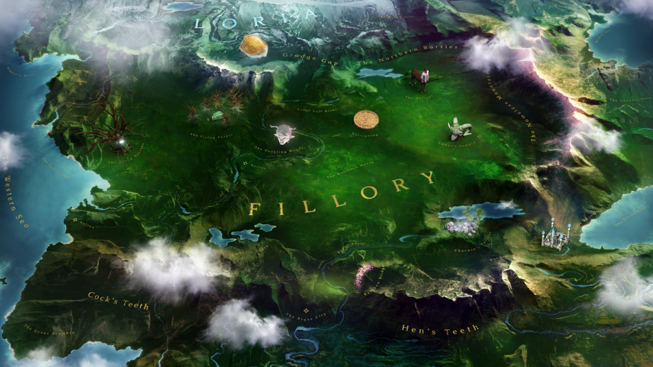 Magicians explore fillory through a 3d map our interactive web experience immerses users in the world of fillory sciox Images