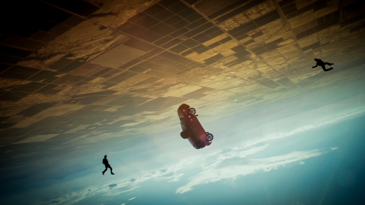 Chevy: Sky Dive