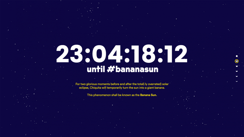 Banana Sun Website