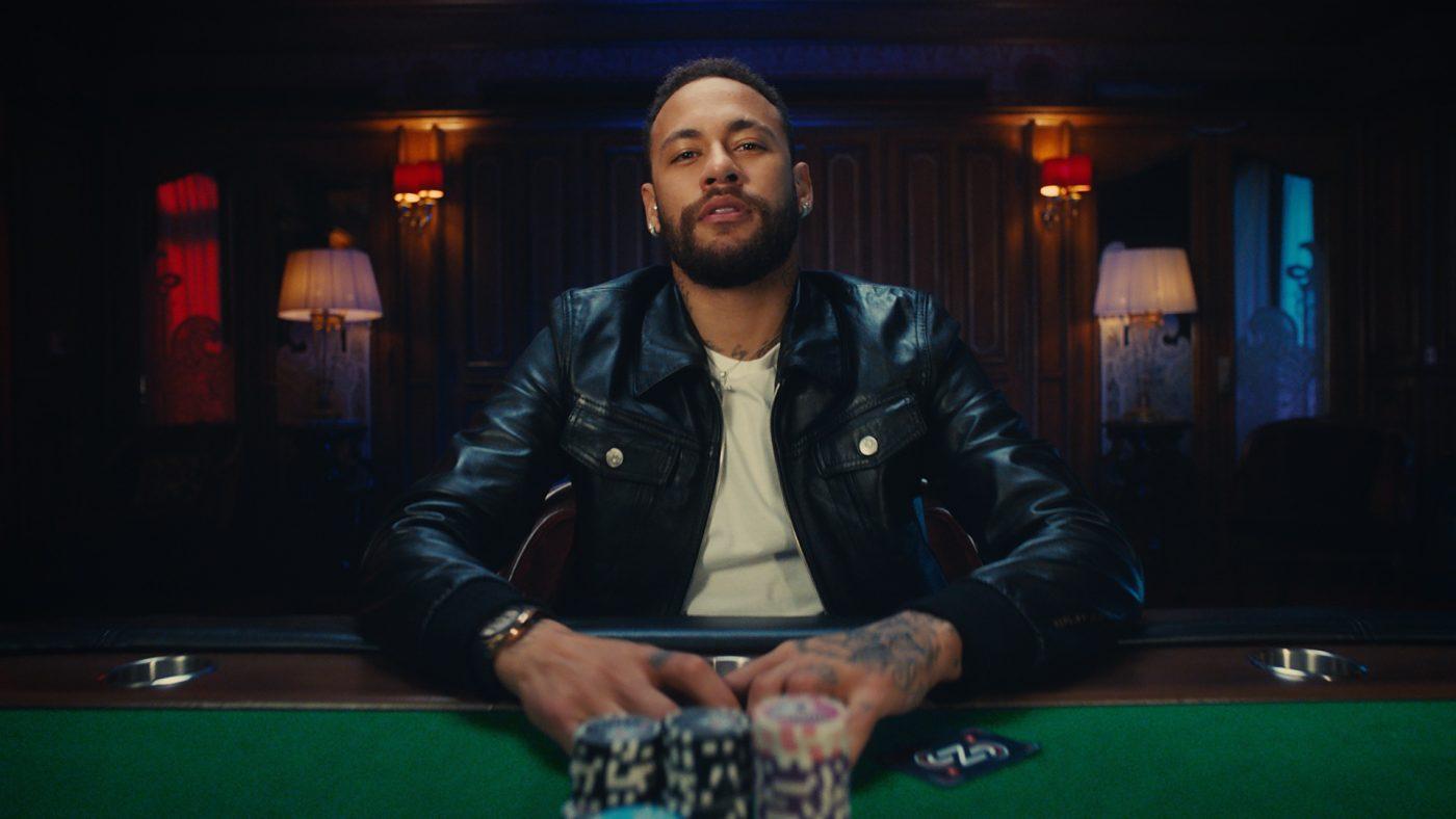 PokerStars X Neymar