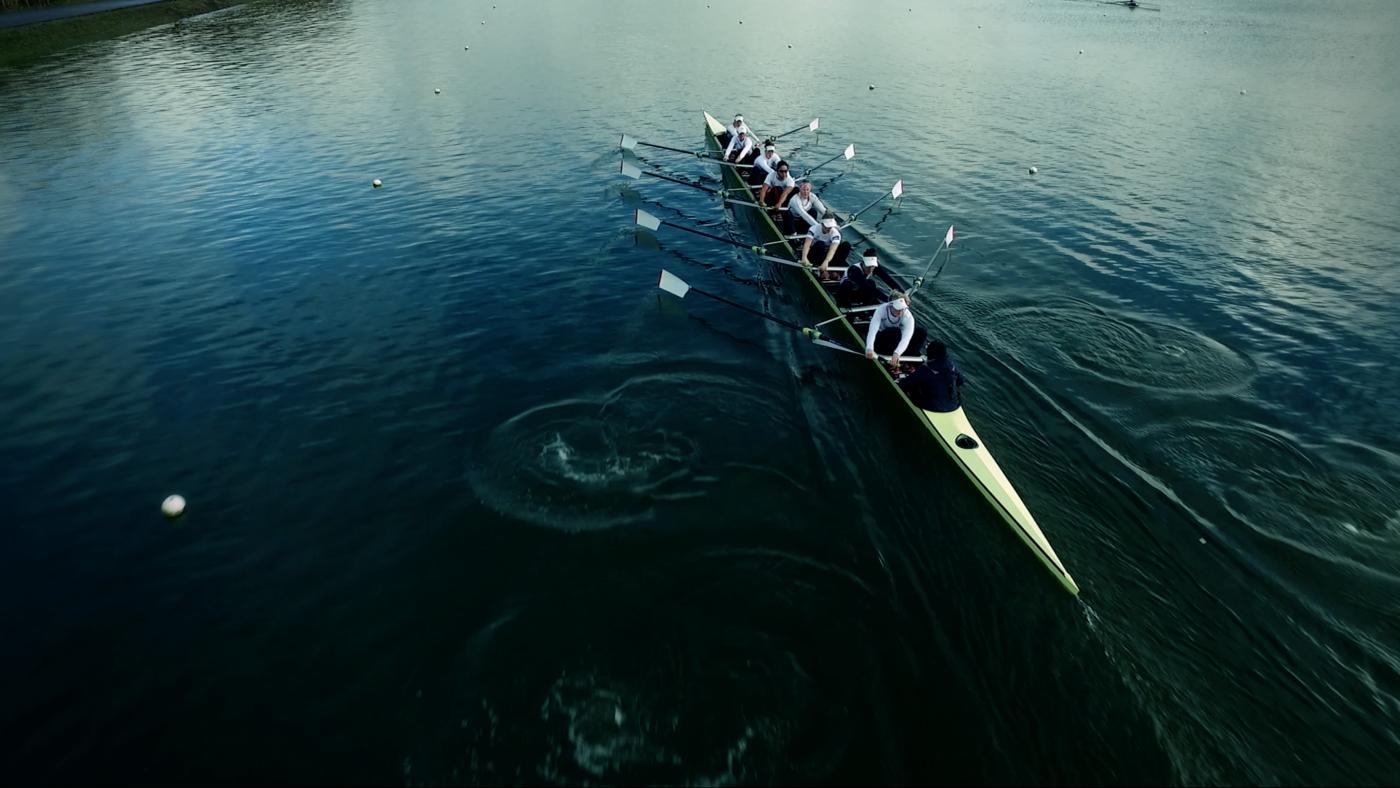 Time: A Row To Rio Film