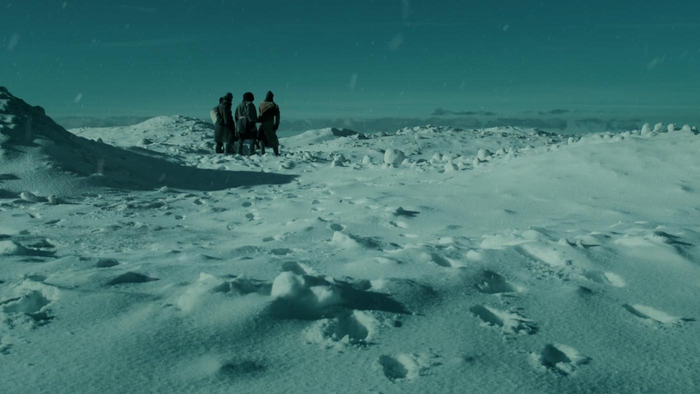 Arctic Ghostship