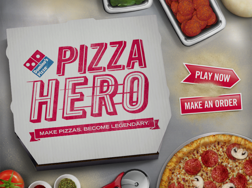 Domino's: Pizza Hero