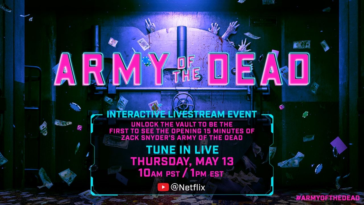 Netflix Army of the Dead