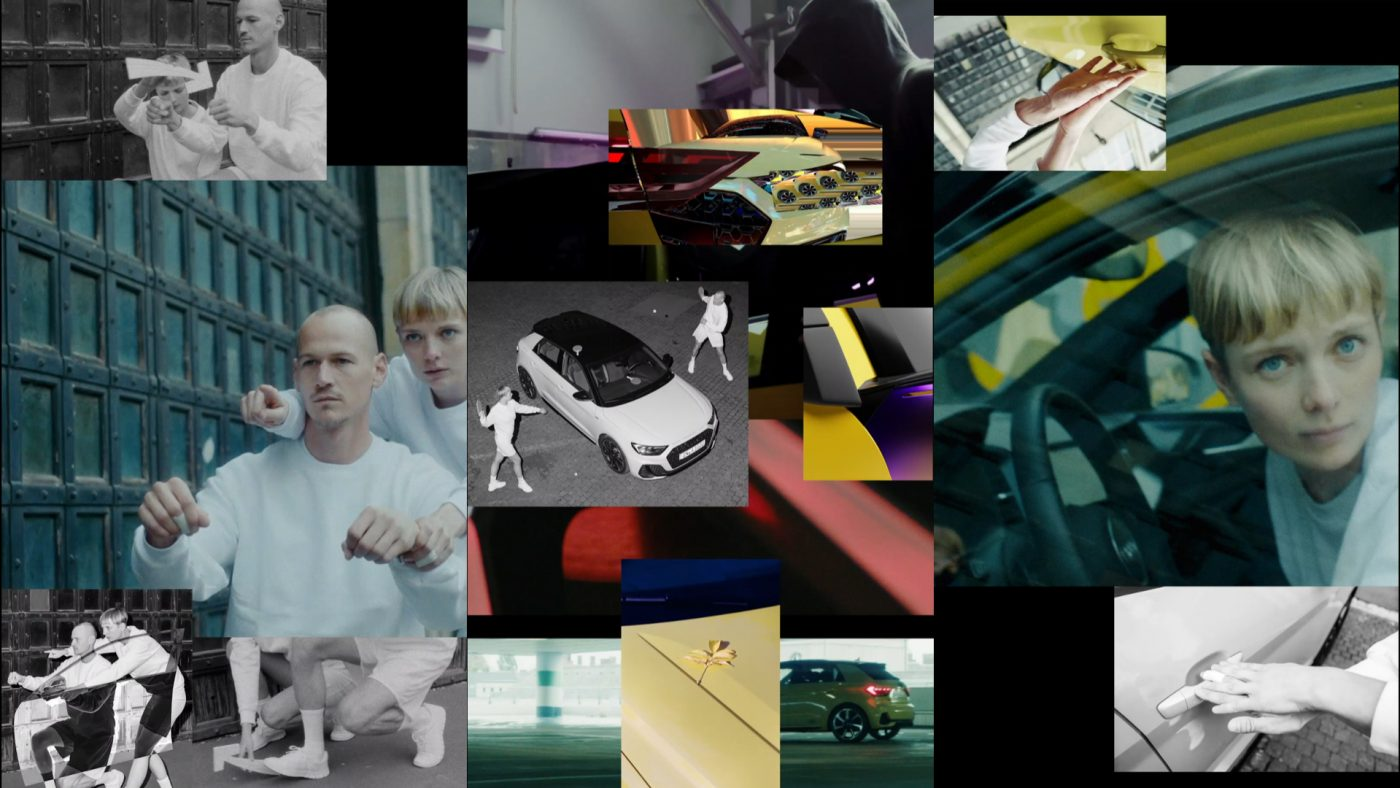 VICE X Audi