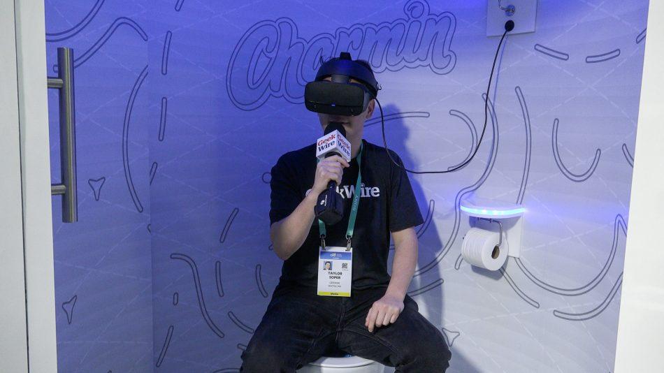 Charmin Go Lab