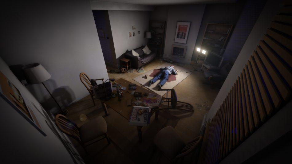 Crime Scene a Virtual Experience