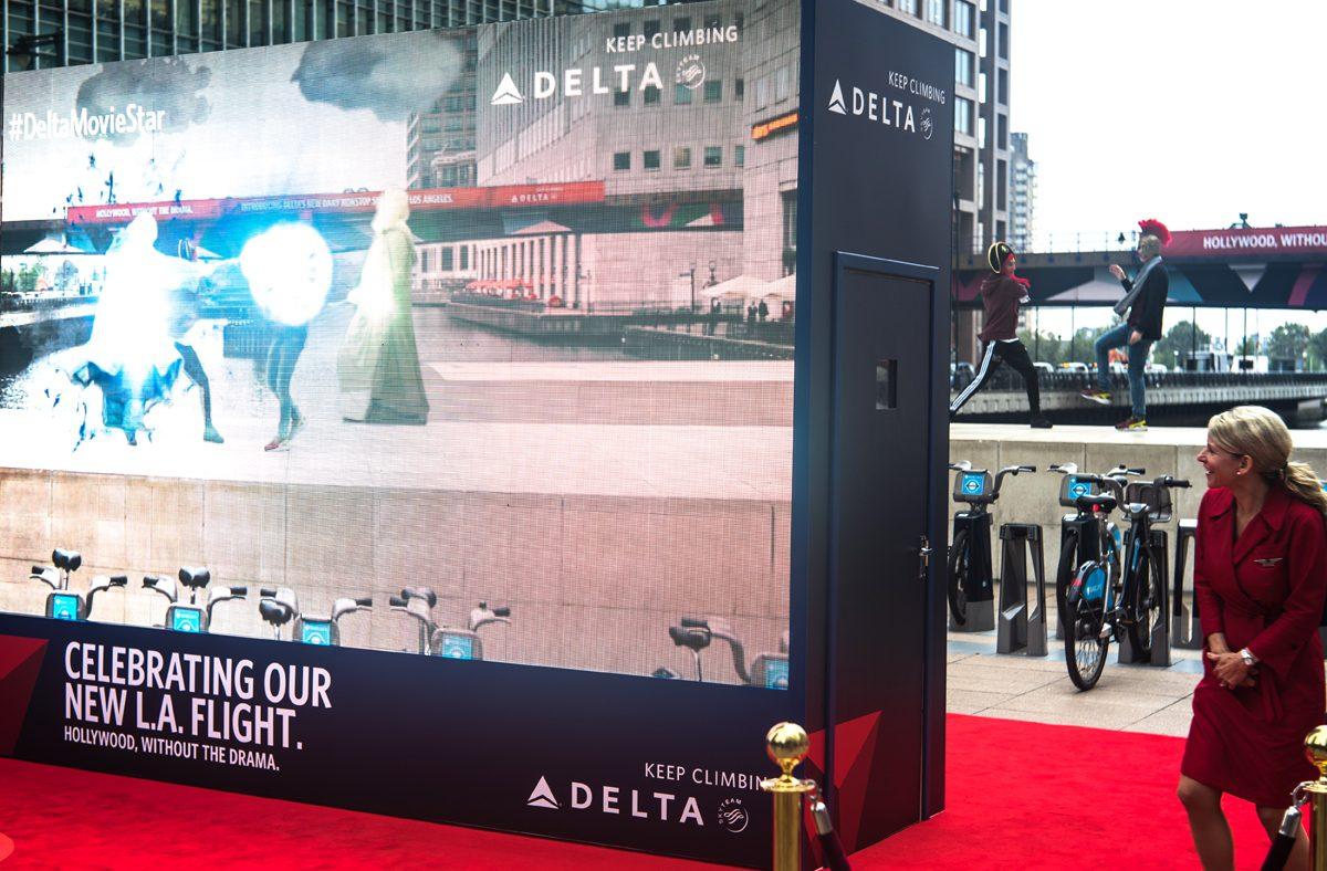Delta: Movie Star