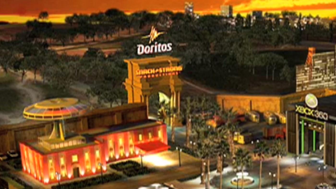 Snack Strong Productions: Doritos.com