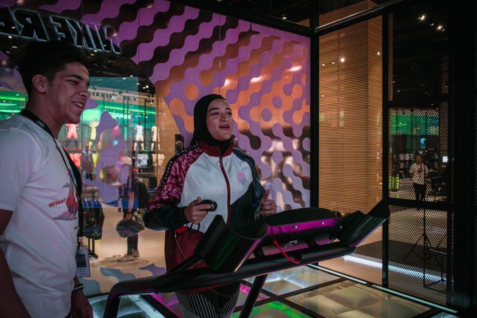 Nike Reactland Dubai