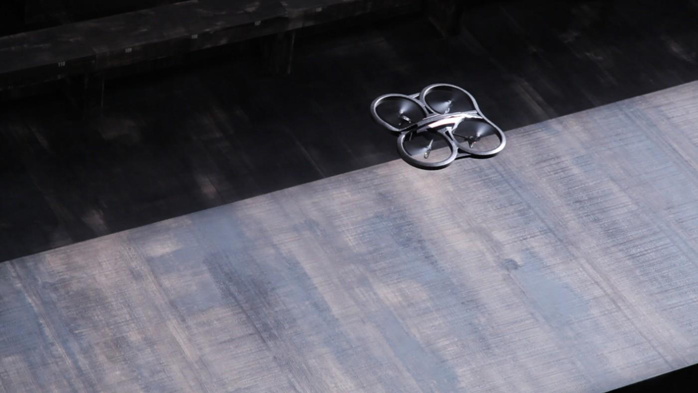 Fendi: Drones