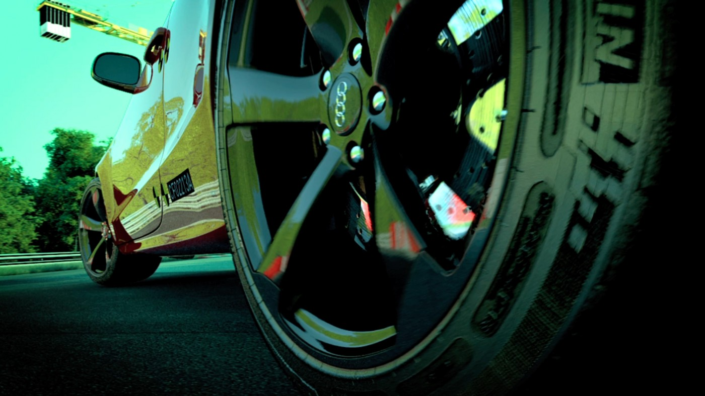 Audi: Evade