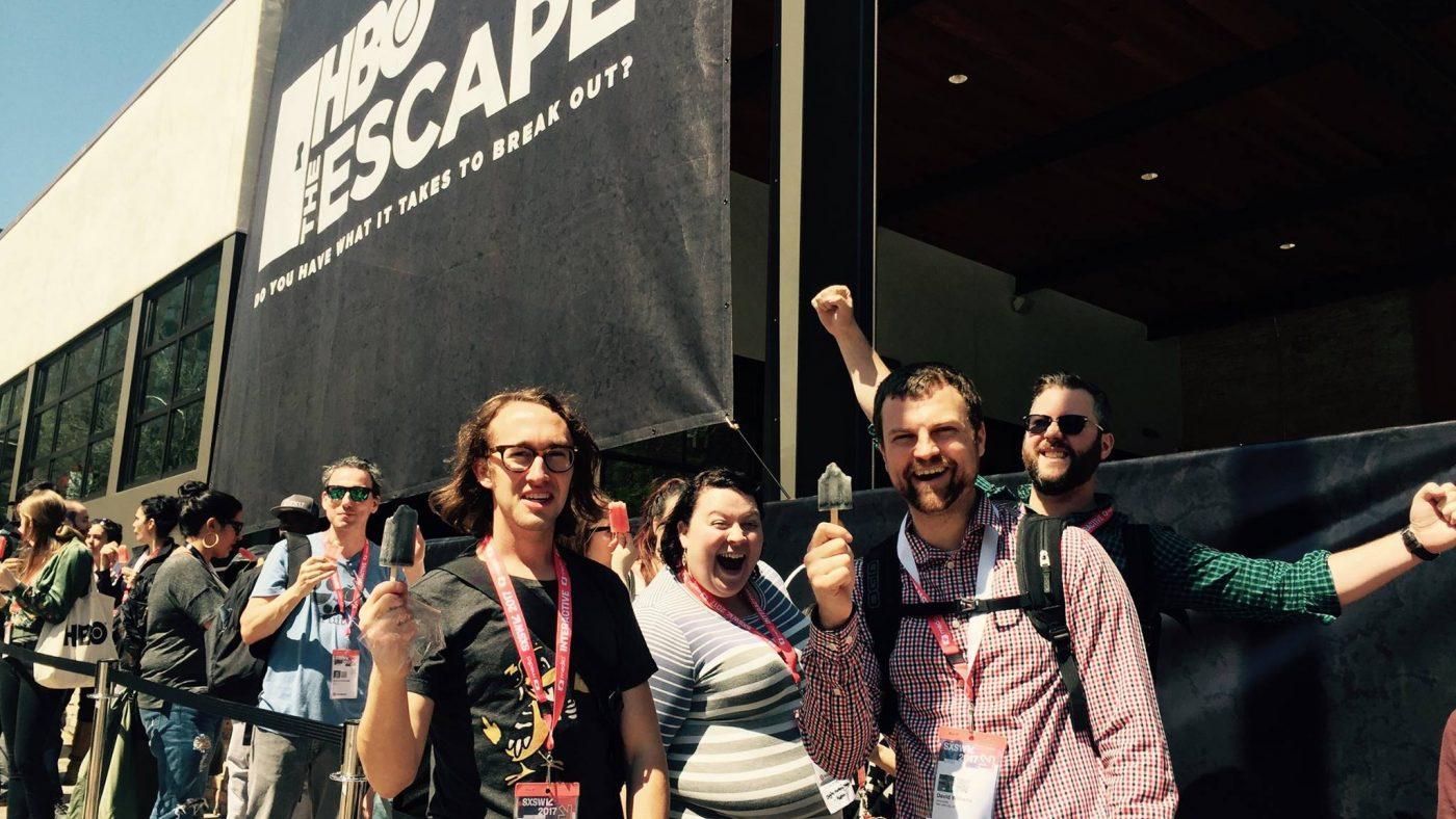 HBO: The Escape