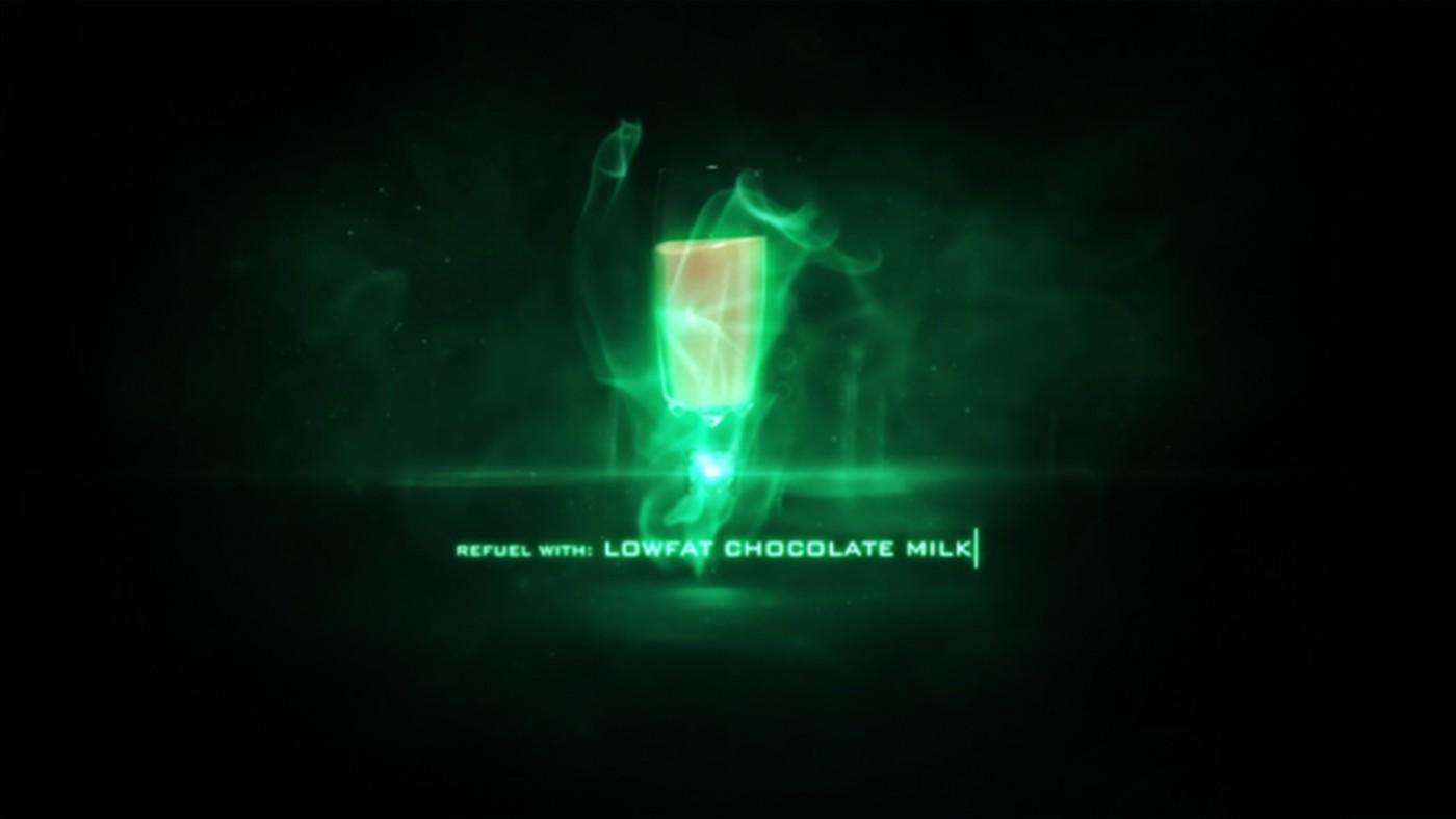 Got Milk: Green Lantern