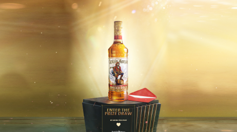 Captain Morgan Captain's Gold