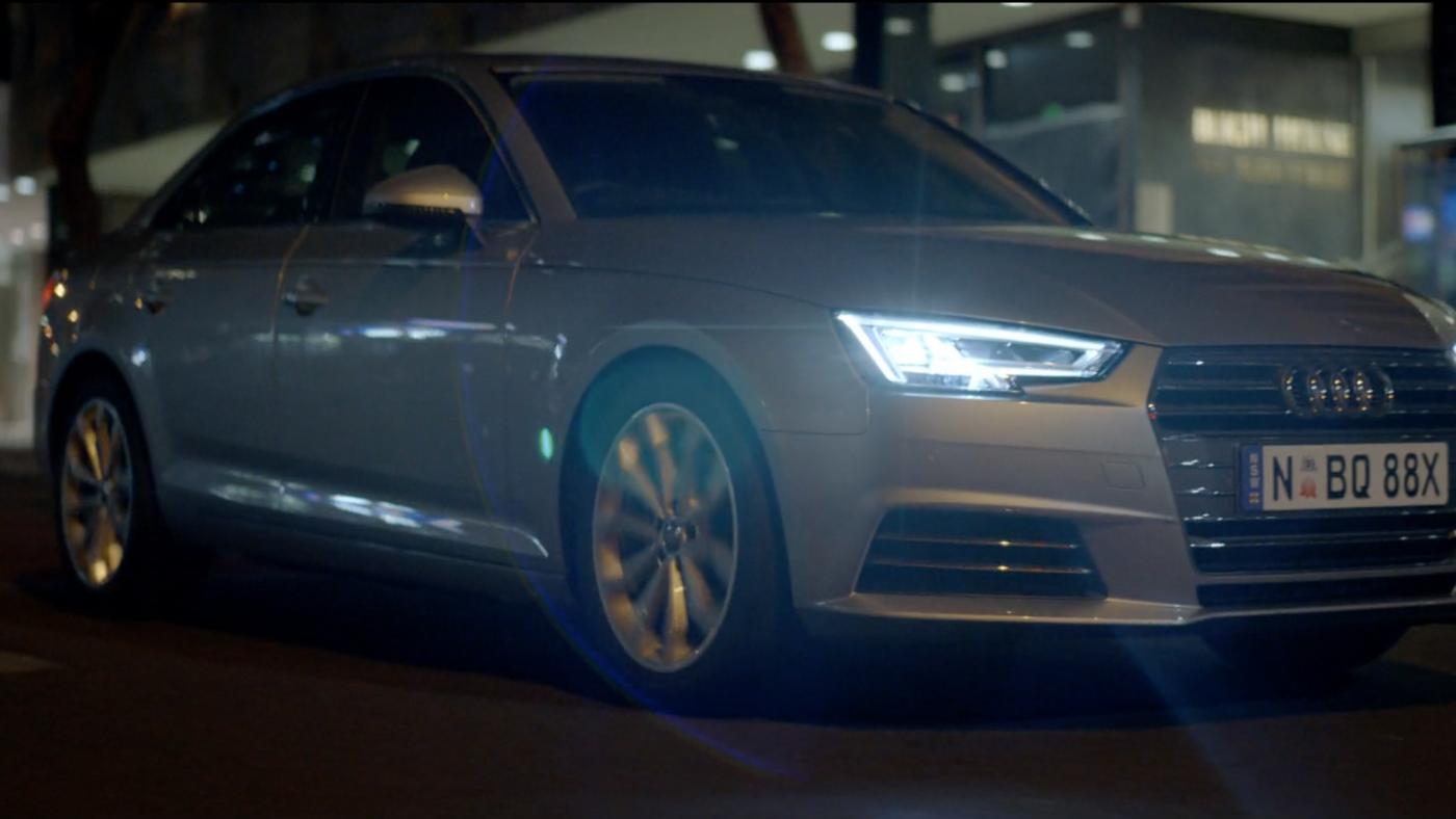 Audi: Live Your Dream