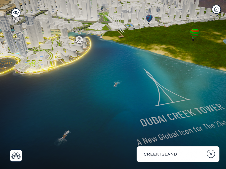 Emaar Discover Dubai Creek Harbour