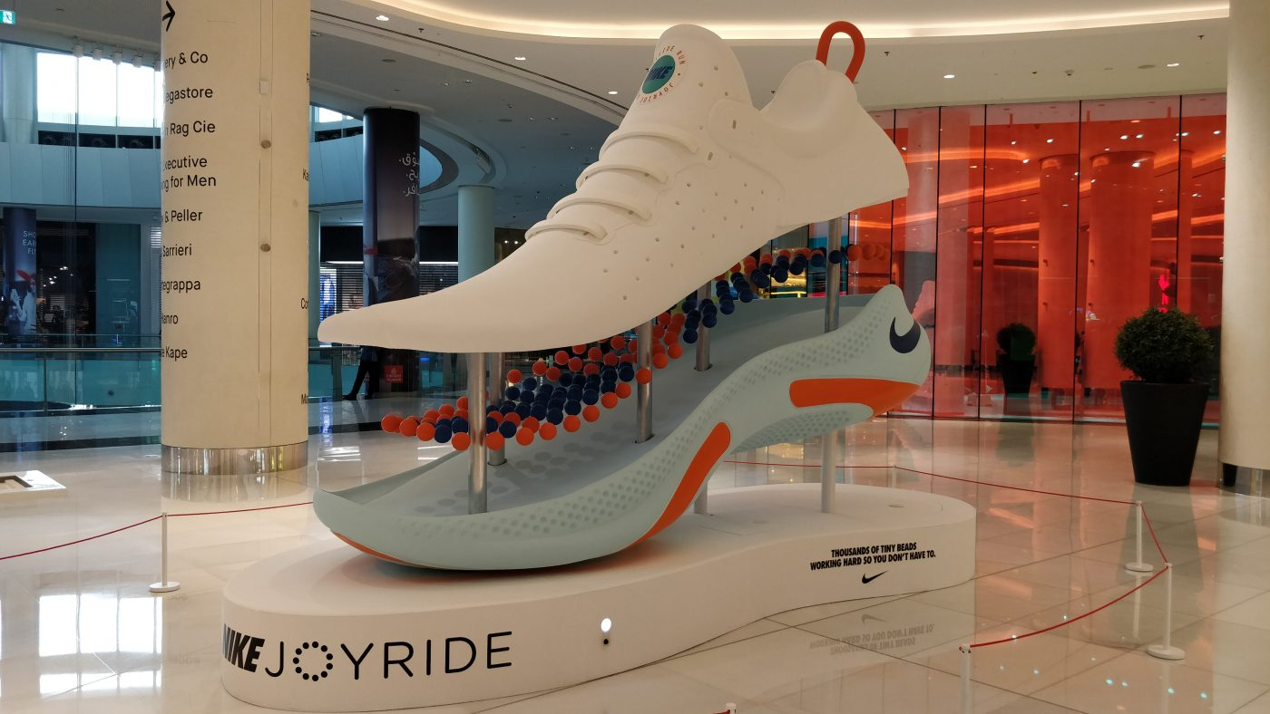 Nike Joyride Bead Cloud