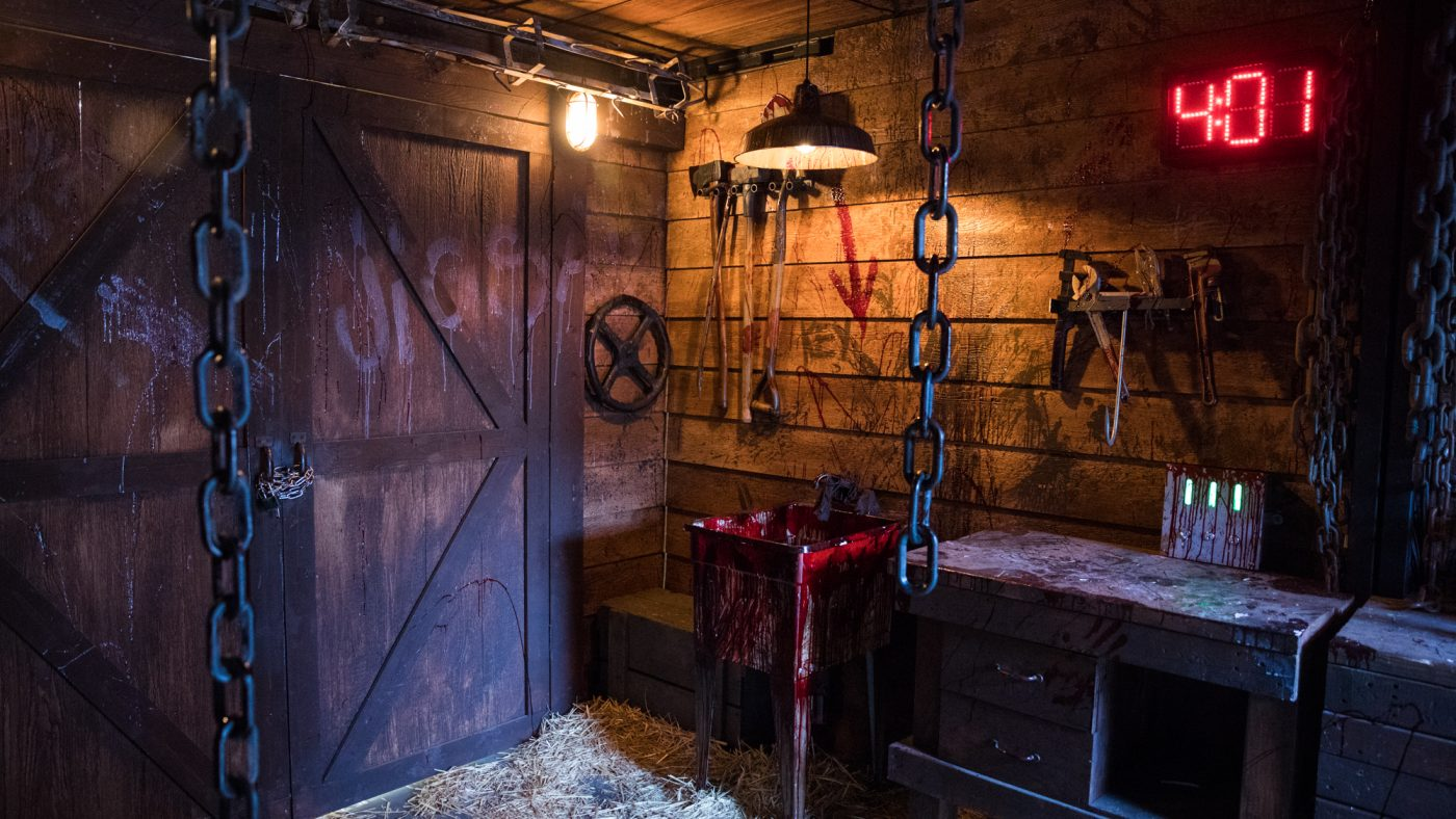 Jigsaw escape room is the ultimate escape room for new for Escape room concept