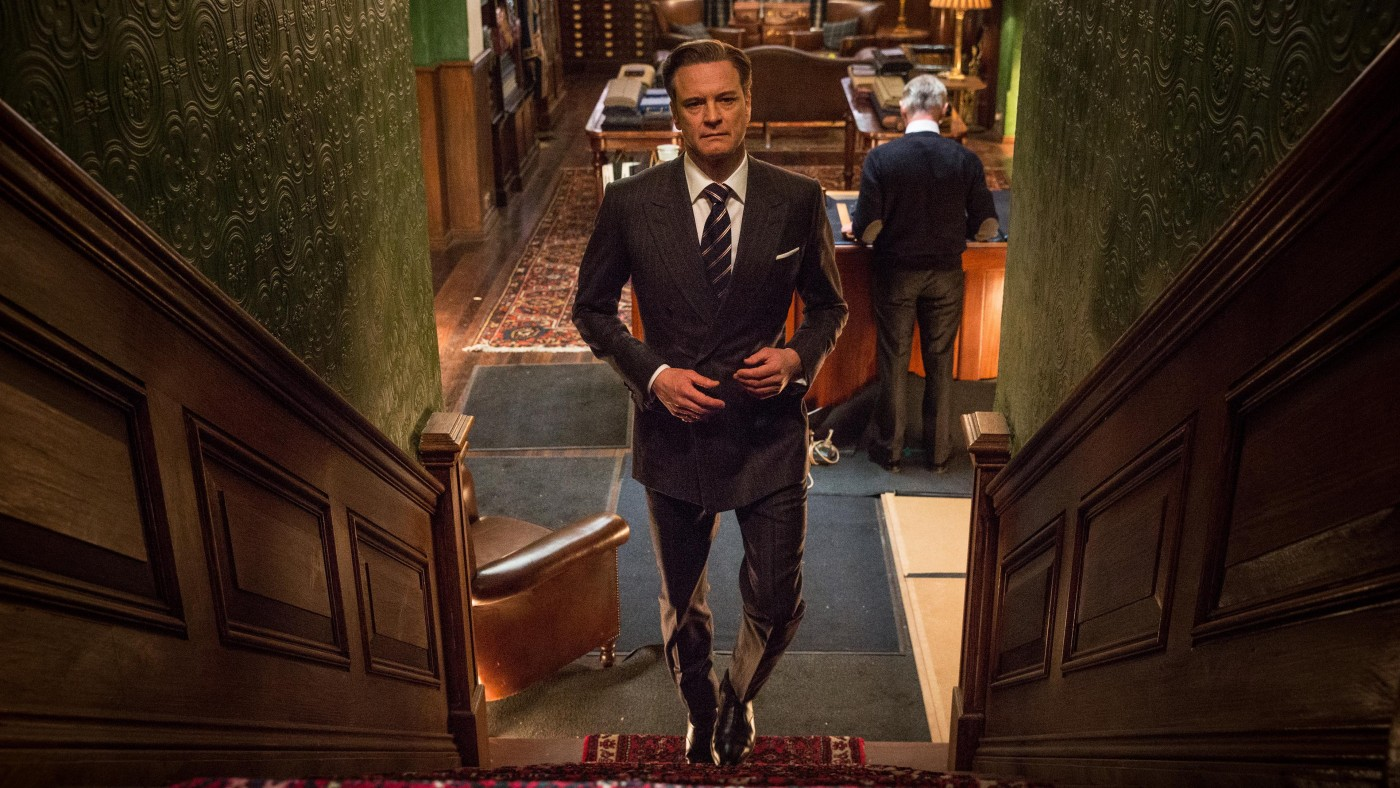 Kingsman: The Secret Service. The movie trailer, gamified