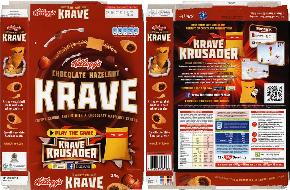 Krave Krusader Case Study