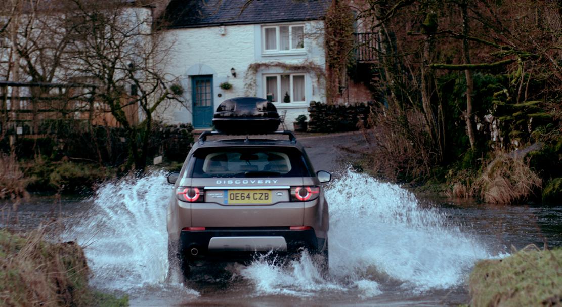 Land Rover: #Hibernot