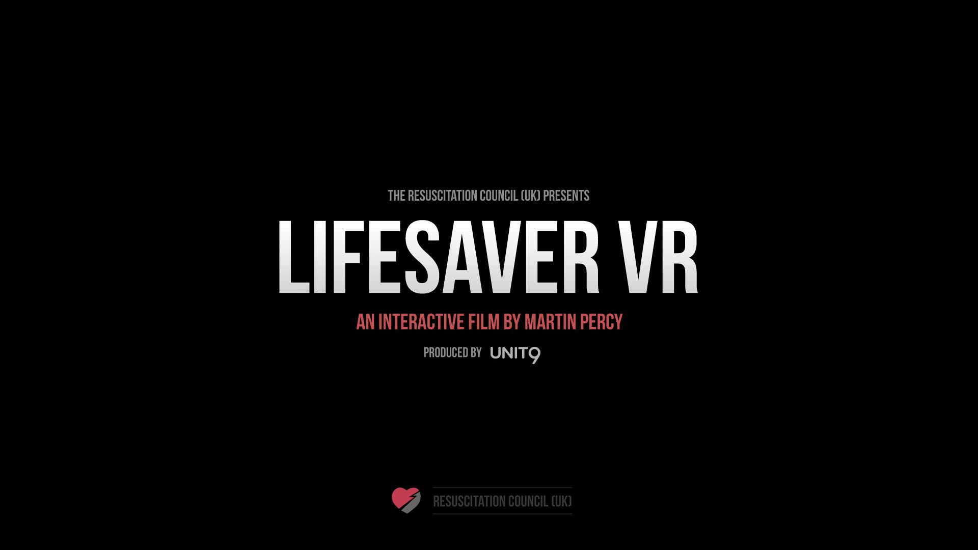 Lifesaver Vr An Interactive Cpr Course In Vr