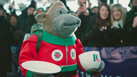 PG Tips Monkey's Monumental Mission