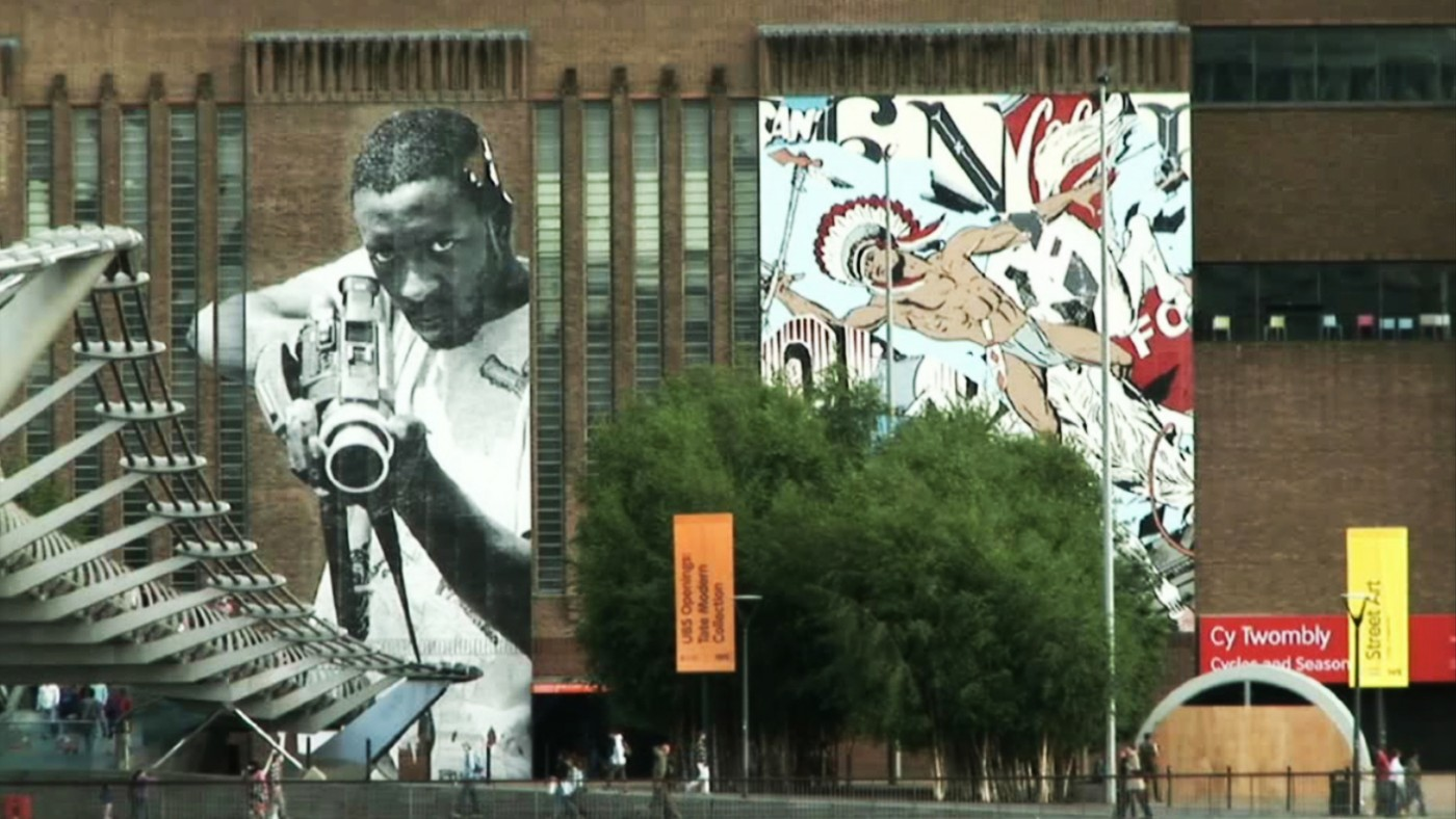 Tate Modern: Street Art