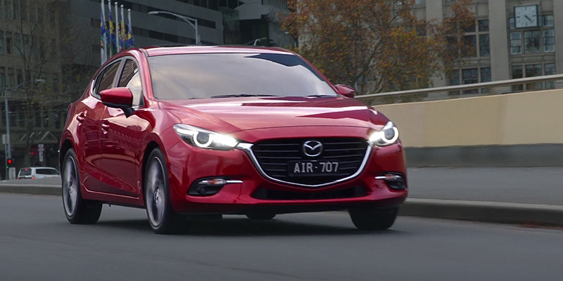 Mazda Hatch