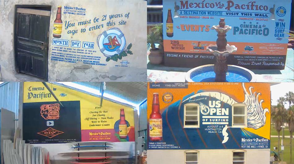 Pacifico Beer: Mexico Via Pacifico