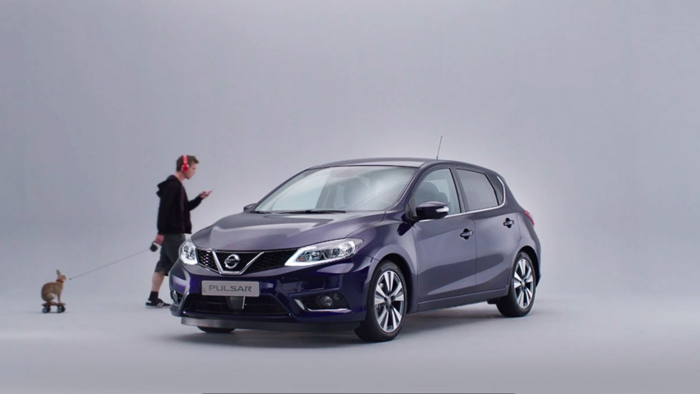 Nissan Pulsar: Unveil Awesome