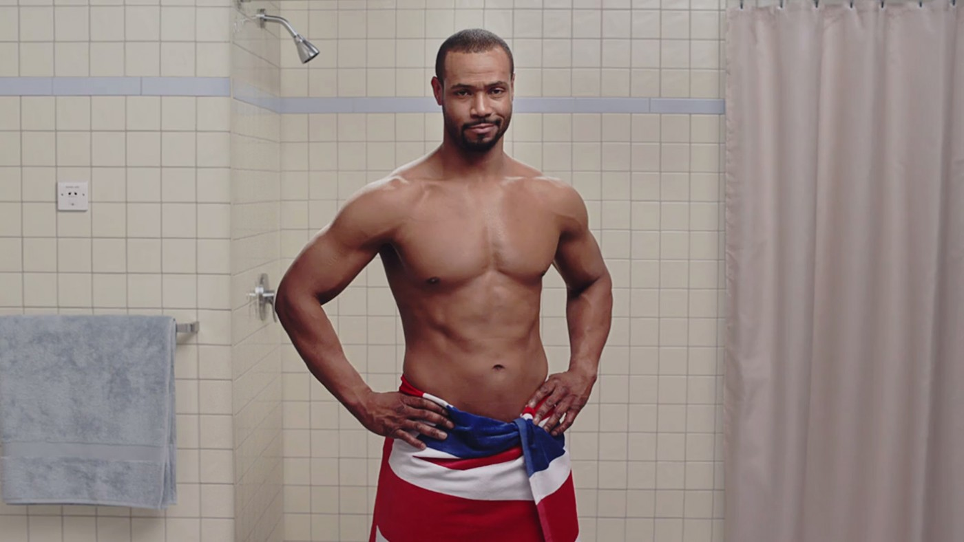 Old Spice: Gentleman Hunt