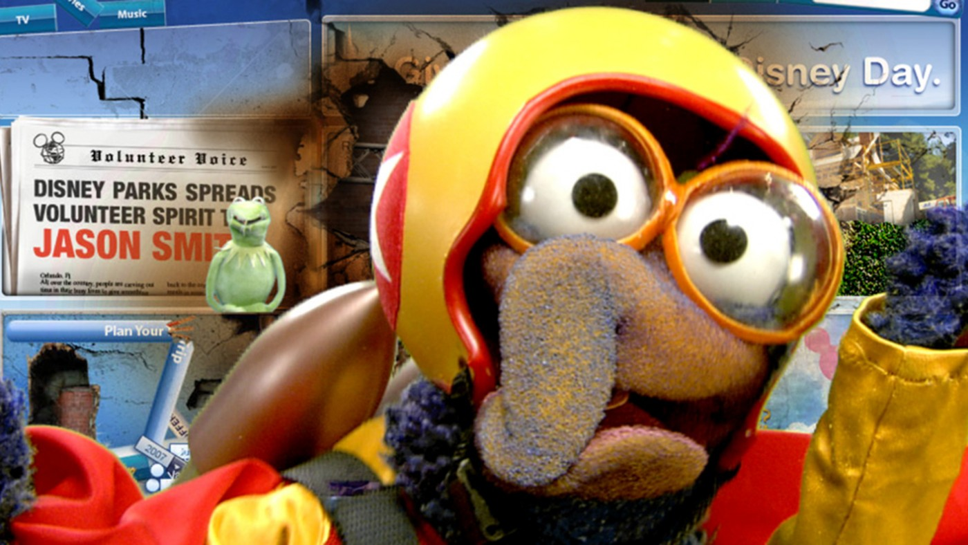 Disney Parks: Interactive Muppet Mayhem