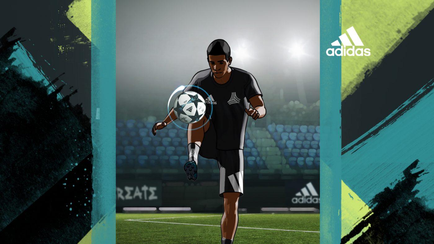 Adidas Snapchat Game