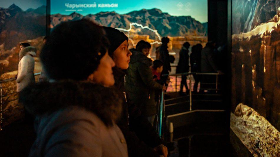 Kazakhstan Tourism Board Event