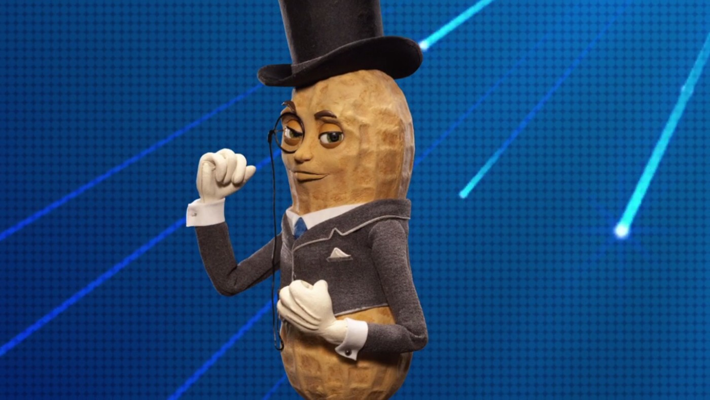 Planters: Power Of The Peanut