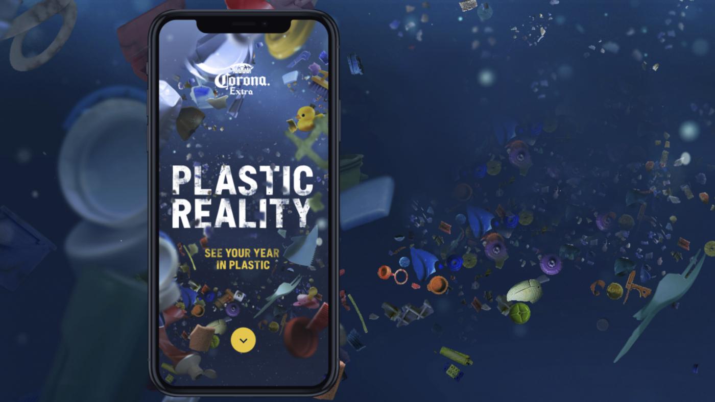 Corona Plastic Reality