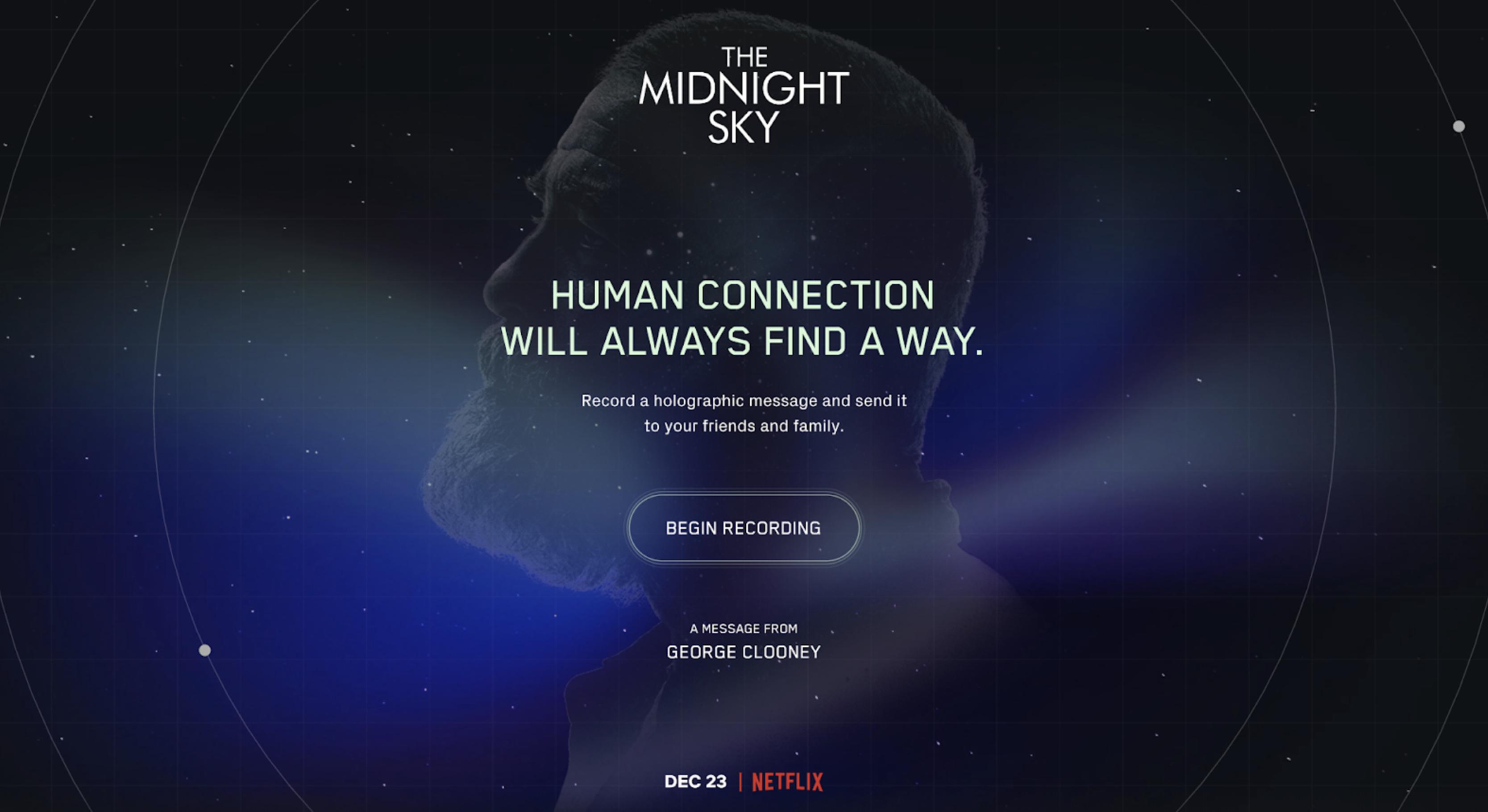 Netflix The Midnight Sky