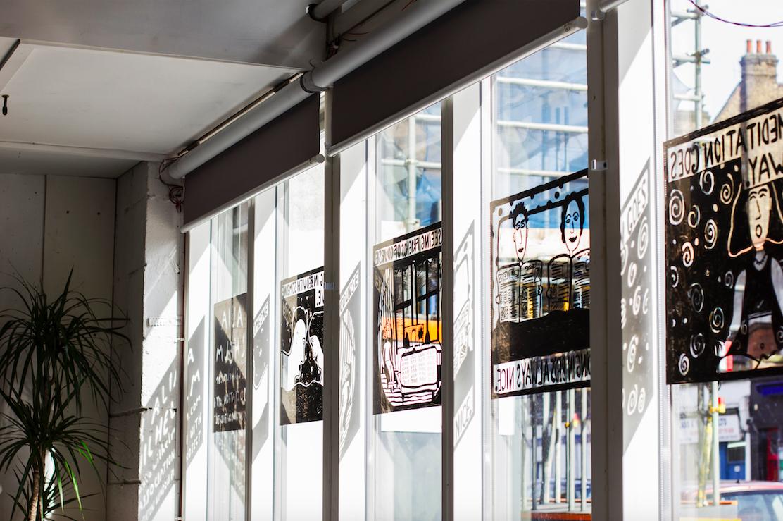 Hackney Window Project