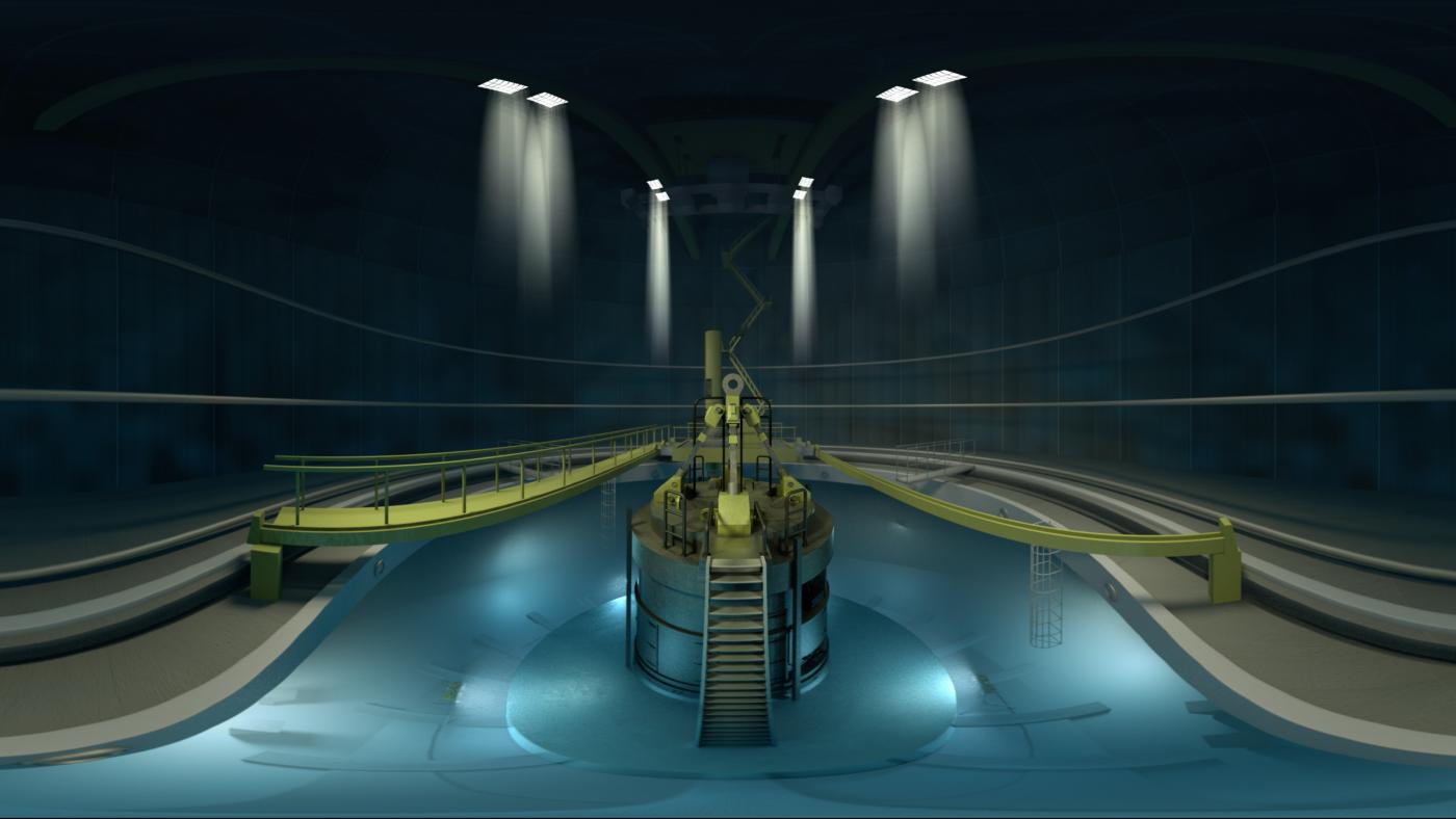 EDF Energy Inside A Nuclear Reactor