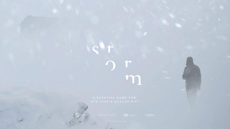 Storm: VR Game | UNIT9