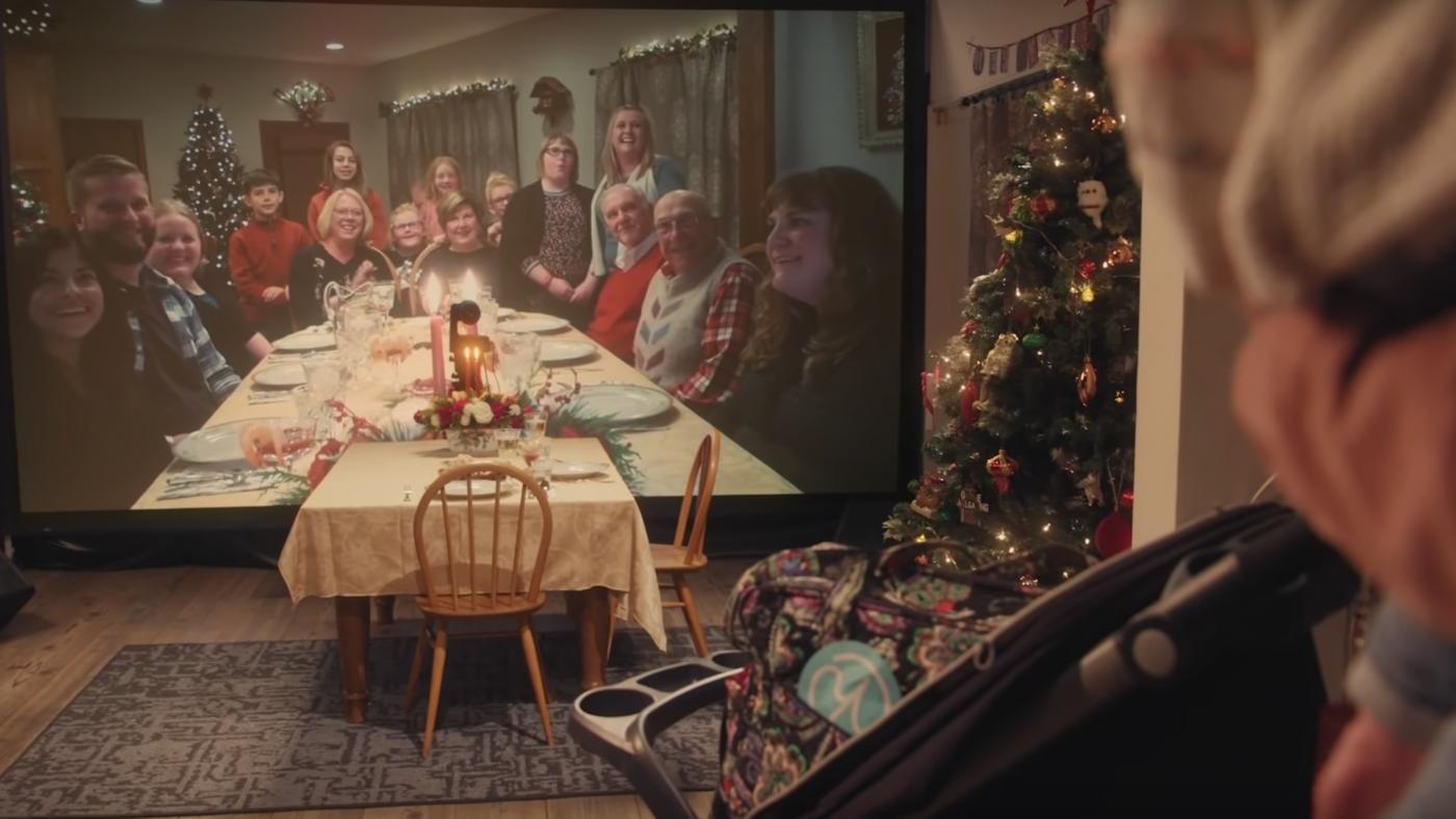 Teleflora Christmas 2019.Teleflora Christmas Table Unit9