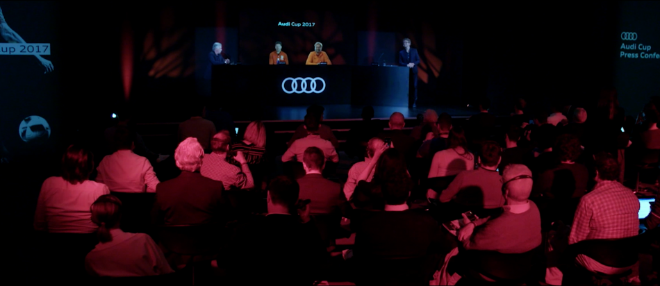 WIRED Presents Beyond The Game with FC Bayern and Audi
