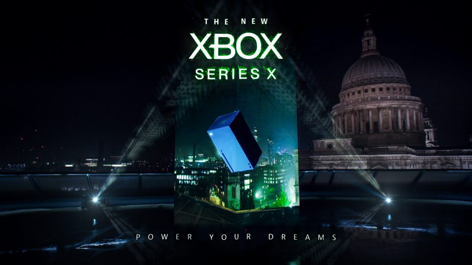 Xbox Series X Power Your Dreams