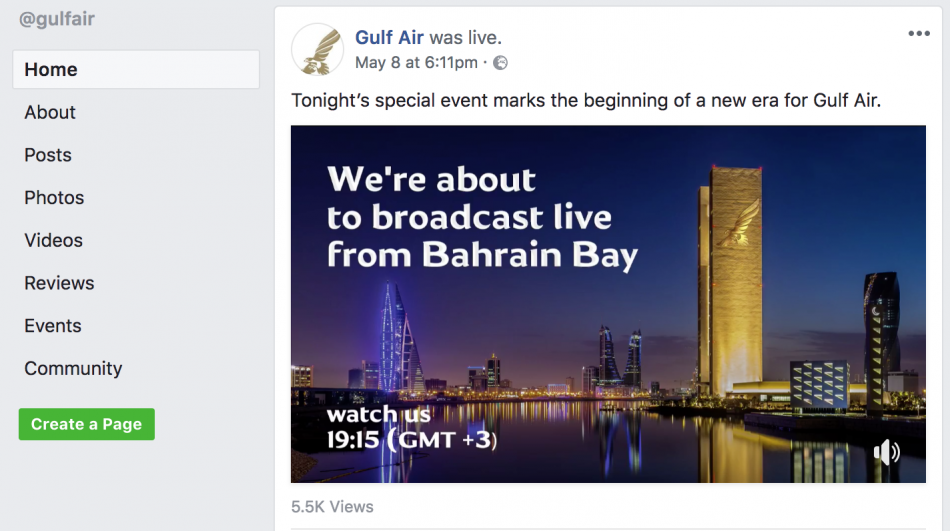 Gulf Air Year of Change
