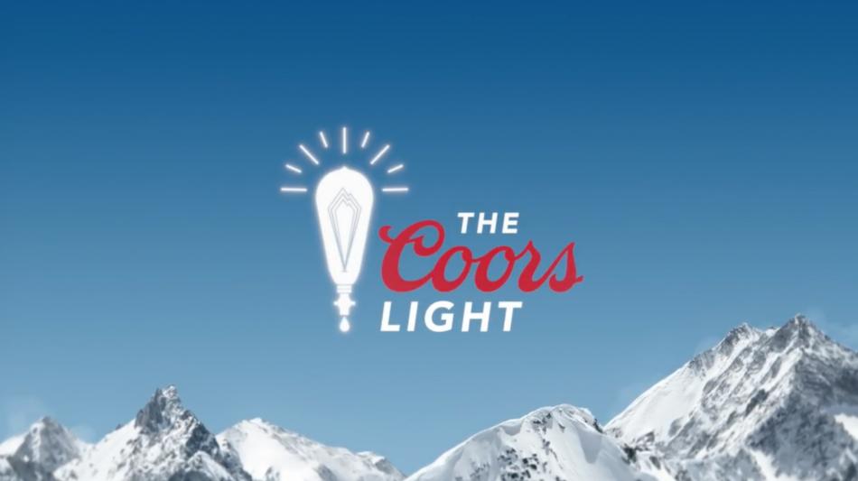 Coors Light Smart Tap