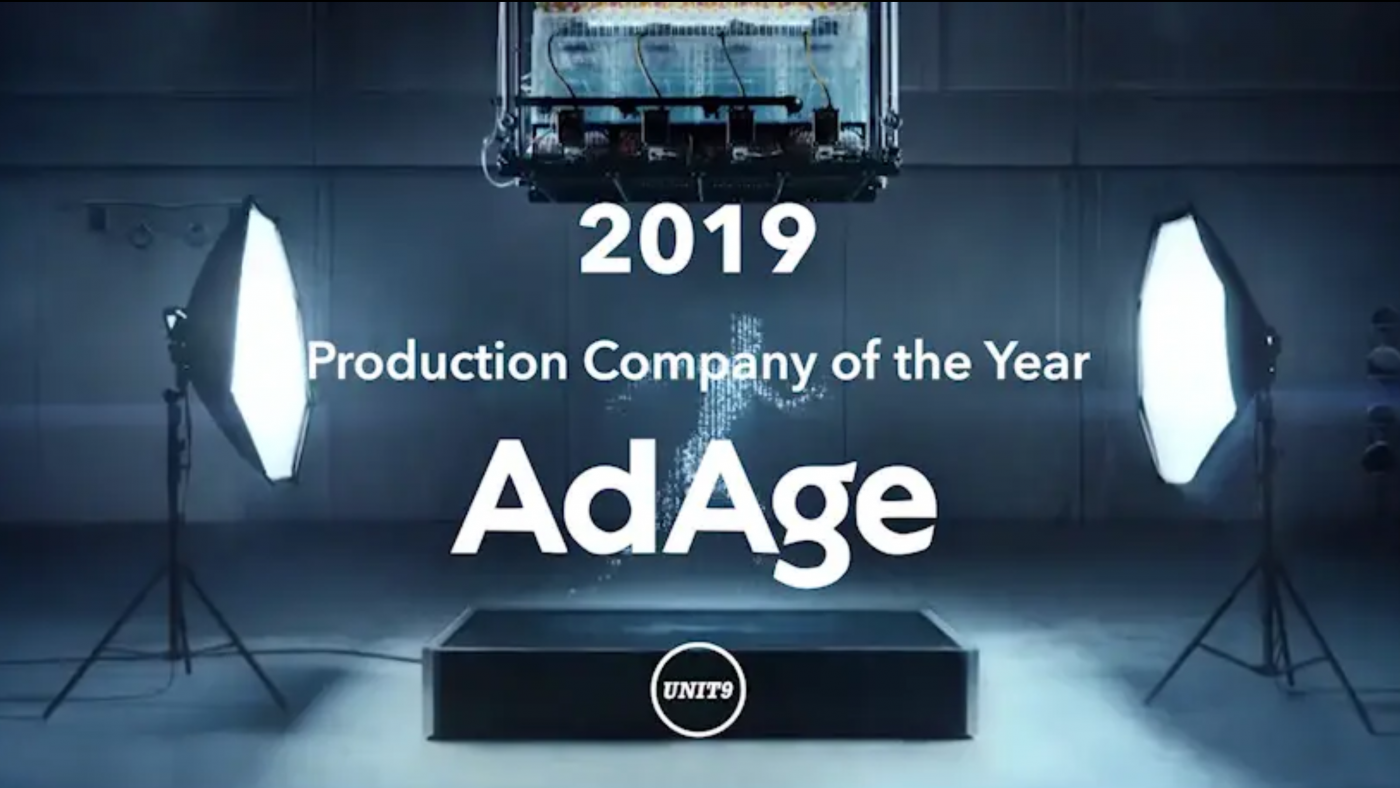 UNIT9 Ad Age Reel 2019